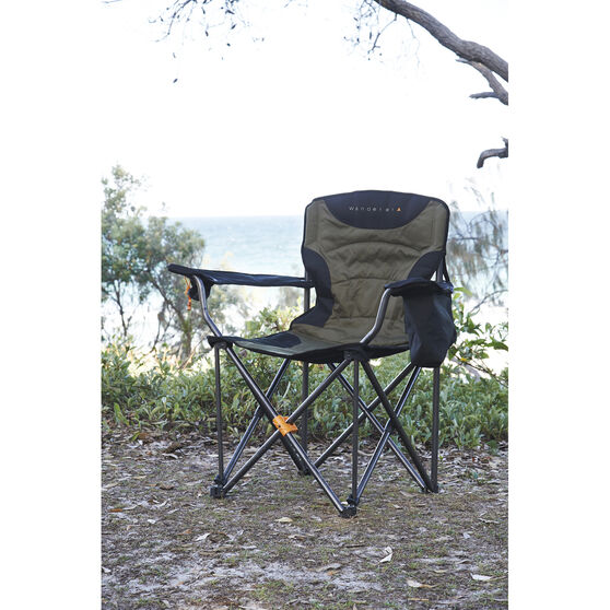 Wanderer Touring Extreme Quad Camp Chair 200kg, , bcf_hi-res