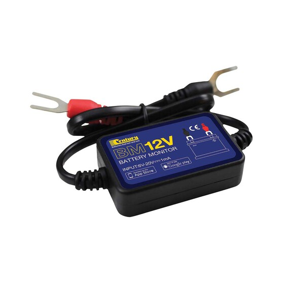 Century Bluetooth Battery Monitor - BM12V, , bcf_hi-res