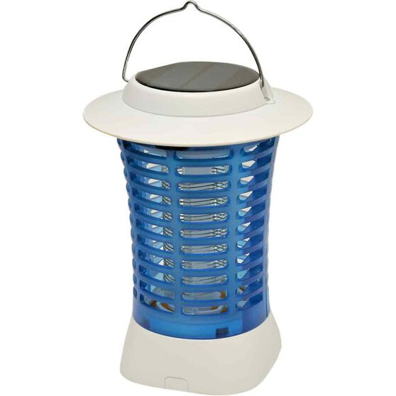 Solar Powered Bug Zapper and Lantern, , bcf_hi-res