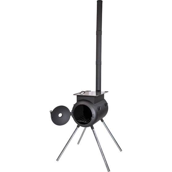 Ozpig Traveller Wood Fired Stove, , bcf_hi-res