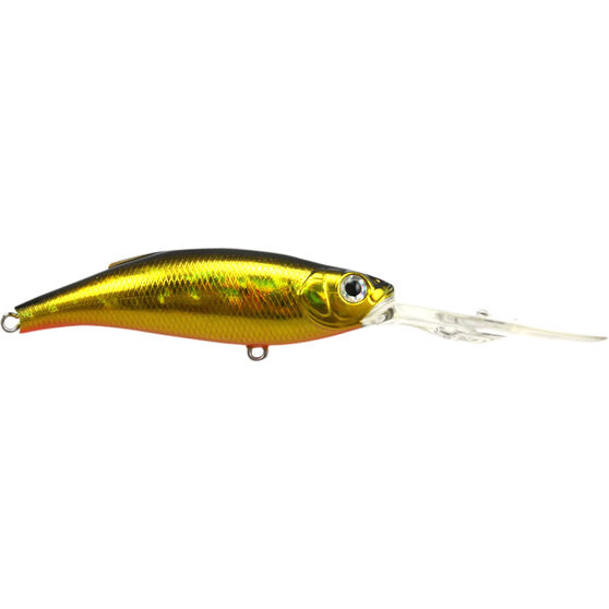 Atomic Hardz Shiner Double Deep Hard Body Lure 75mm Ghost Wakasagi 75mm, Ghost Wakasagi, bcf_hi-res
