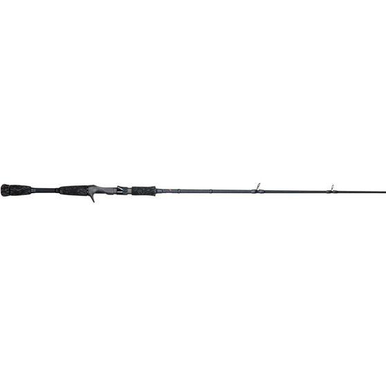 Savage Black Baitcaster Rod 7ft 4-7kg 2 Pieces, , bcf_hi-res