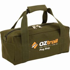 OzTrail Canvas Peg Bag, , bcf_hi-res