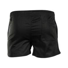 Tide Apparel Men's Yabbies Short, Black, bcf_hi-res