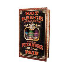 Hatcher Ass Kicking Hot Sauce Challenge Book, , bcf_hi-res