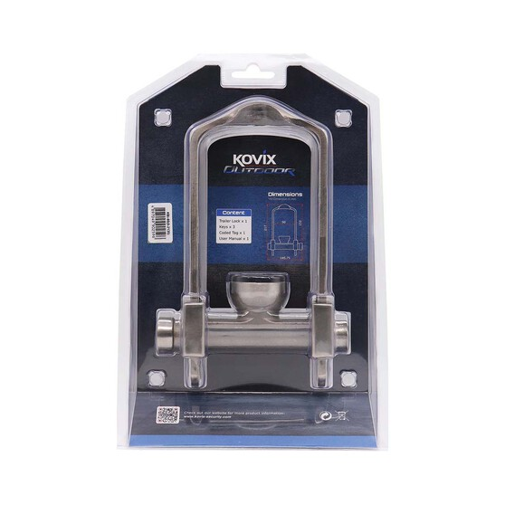 Kovix Trailer Coupling Lock, , bcf_hi-res