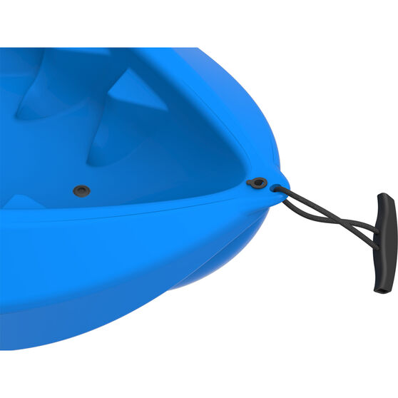 Glide Tyke Junior Kayak and Paddle Blue, Blue, bcf_hi-res