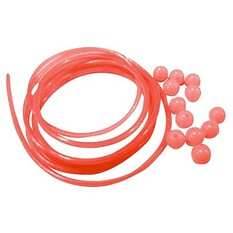 Wilson Fish Attracta Beads Red, Red, bcf_hi-res