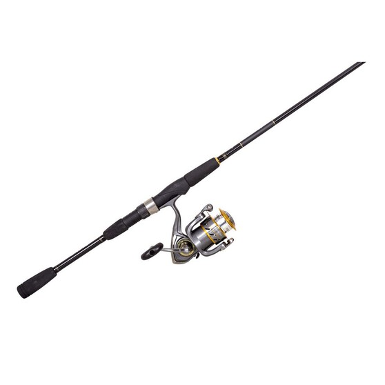 Daiwa Crossfire Spinning Combo 7ft 2-4kg (2 Piece), , bcf_hi-res