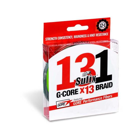 Sufix 131 Braid 150YD Neon Green, , bcf_hi-res