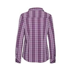 Macpac Women's Eclipse Long Sleeve Shirt Blackberry / Wine 8, Blackberry / Wine, bcf_hi-res