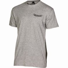 Tide Apparel Men's Set Sail Tee Grey S, Grey, bcf_hi-res