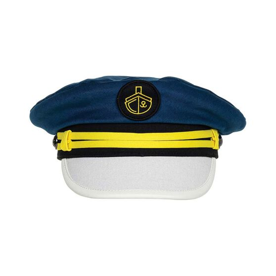 BCF Kids' Captain Hat, , bcf_hi-res