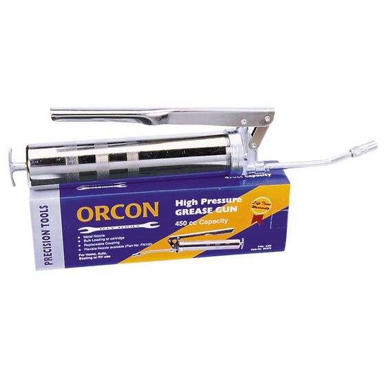 Orcon High Pressure Grease Gun 450g, , bcf_hi-res