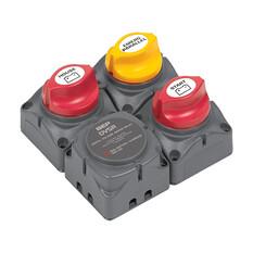 BEP Battery Distribution Cluster with DVSR - Square, , bcf_hi-res