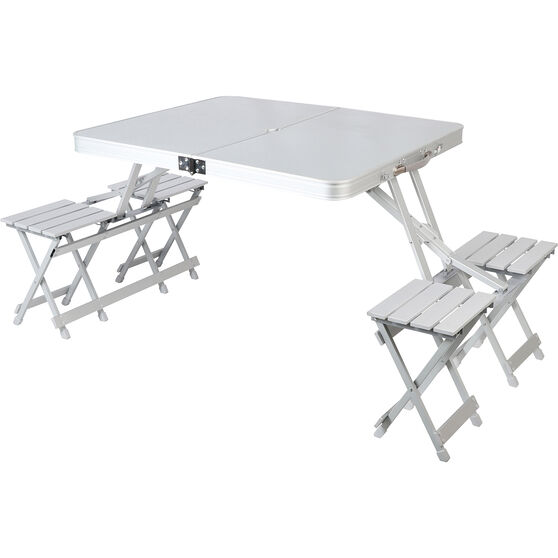 Wanderer Folding Table and Chair Set, , bcf_hi-res