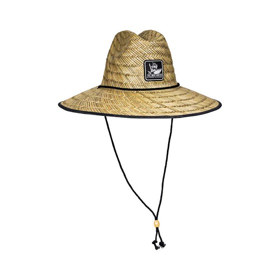 The Mad Hueys Men's Offshore Camo Straw Hat, , bcf_hi-res