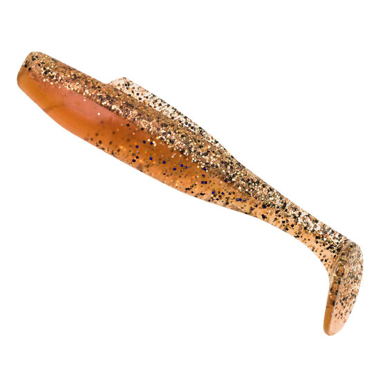 Zman Diezel Minnow Soft Plastic Lure 4in New Penny, New Penny, bcf_hi-res