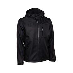 Daiwa Trekker 2.0 Softshell Jacket Black S, Black, bcf_hi-res