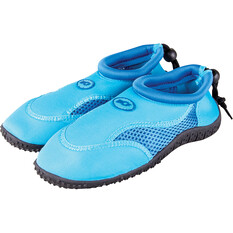 BCF Kids Aqua Shoes Blue AU 11, Blue, bcf_hi-res
