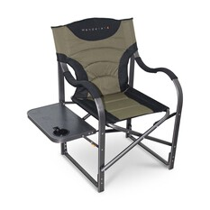 Wanderer Touring Extreme Directors Camp Chair 200kg, , bcf_hi-res