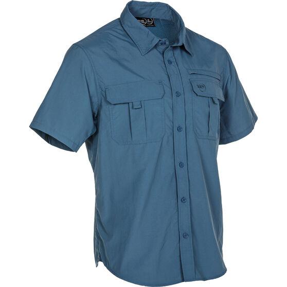 Explore 360 Men's Vented Shirt Dark Blue XL, Dark Blue, bcf_hi-res