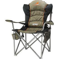 Oztent King Goanna Hotspot Camp Chair, , bcf_hi-res