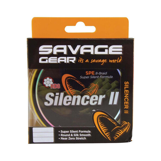Savage HD8 Silencer II Braid Line 300m, , bcf_hi-res