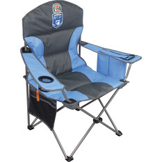 NRL State of Origin NSW Camp Chair, , bcf_hi-res