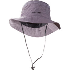 Daiwa Men's Mesh Booney Hat Dark Grey S / M, Dark Grey, bcf_hi-res