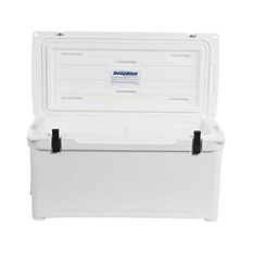 Engel Rotomoulded Icebox 80L White, White, bcf_hi-res