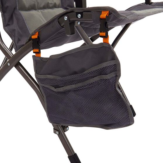 Wanderer Premium Solid Arm Camp Chair, , bcf_hi-res
