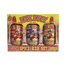 Hatcher Kick Butt Spice Rub Set, , bcf_hi-res