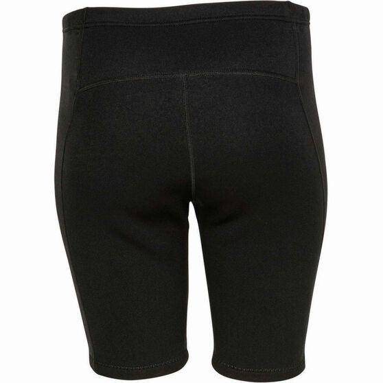 Outdoor Expedition Women's Neoprene Shorts, Black, bcf_hi-res