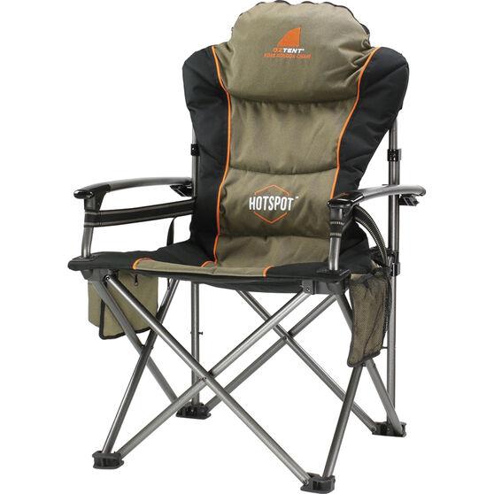 King Kokoda Hotspot Camp Chair, , bcf_hi-res