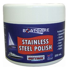 Septone Stainless Steel Polish 250g, , bcf_hi-res