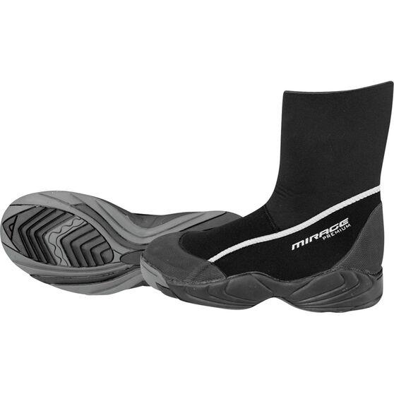 Mirage Unisex Premium Zipless Dive Boots 9, , bcf_hi-res