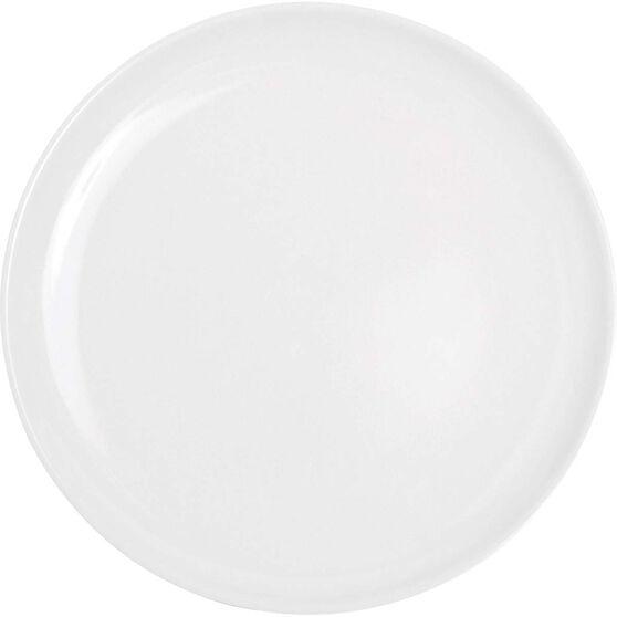 Campfire Melamine Dinner Plate White, White, bcf_hi-res