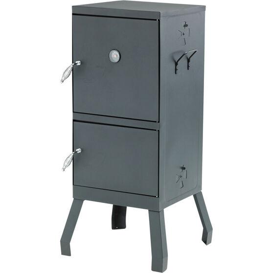 Charmate Charcoal 2 Door Smoker, , bcf_hi-res