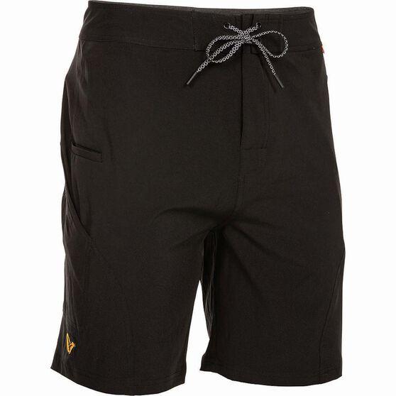 Savage Men's Stretch Shorts, Black, bcf_hi-res