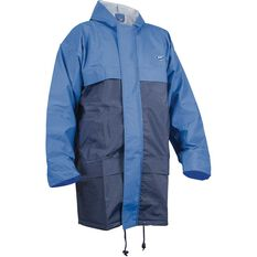Team Unisex Fishing Mate Rainwear Jacket Navy S, Navy, bcf_hi-res