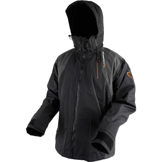 Savage Men's Black Jacket, Black, bcf_hi-res