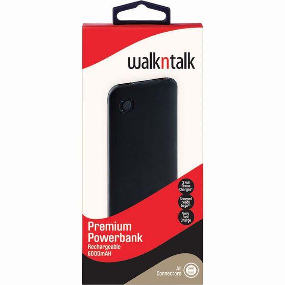 Walkntalk Premium Powerbank 6000mAh, , bcf_hi-res
