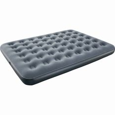 Velour Airbed Queen, , bcf_hi-res