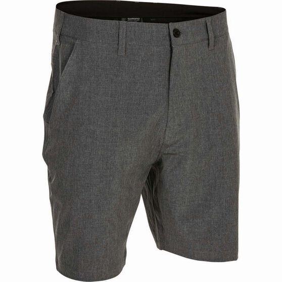 Shimano Men's Ocea Short, Grey, bcf_hi-res