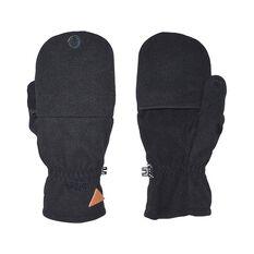 XTM Unisex Scope Hooded Gloves, Black, bcf_hi-res