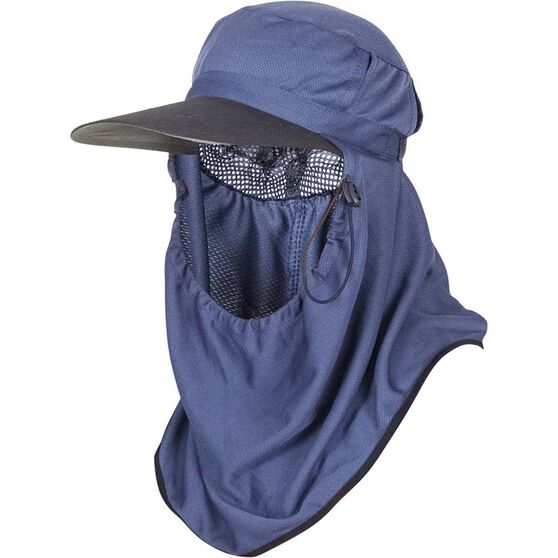Sunprotection Australia Unisex Adapt-a-Cap Cap, , bcf_hi-res
