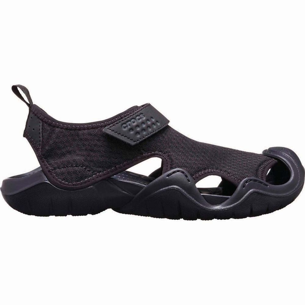 a31c3555028baf Crocs Men s Swiftwater Sandal Espresso US 9
