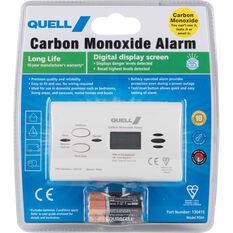 Quell Carbon Monoxide Digital Display Alarm, , bcf_hi-res