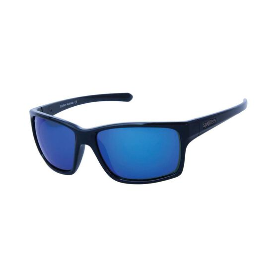Spotters Grit Polarised Sunglasses Ice Blue Lens, , bcf_hi-res